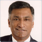 Mr Vassi Naidoo, CA(SA), Vice Chairman, Deloitte UK