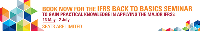 IFRS Back to Basics